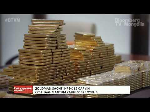 RBC: IV улиралд алтны ханш 1266 орчим ам.долларт хэлбэлзэнэ