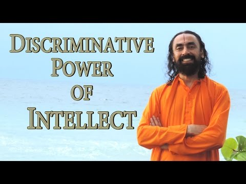 Art of Mind Management Part6 - Swami Mukundananda - Discriminative Power of the Intellect
