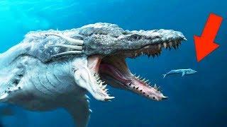 В Океане Нашли Животное в 100 Раз Страшнее Мегалодона