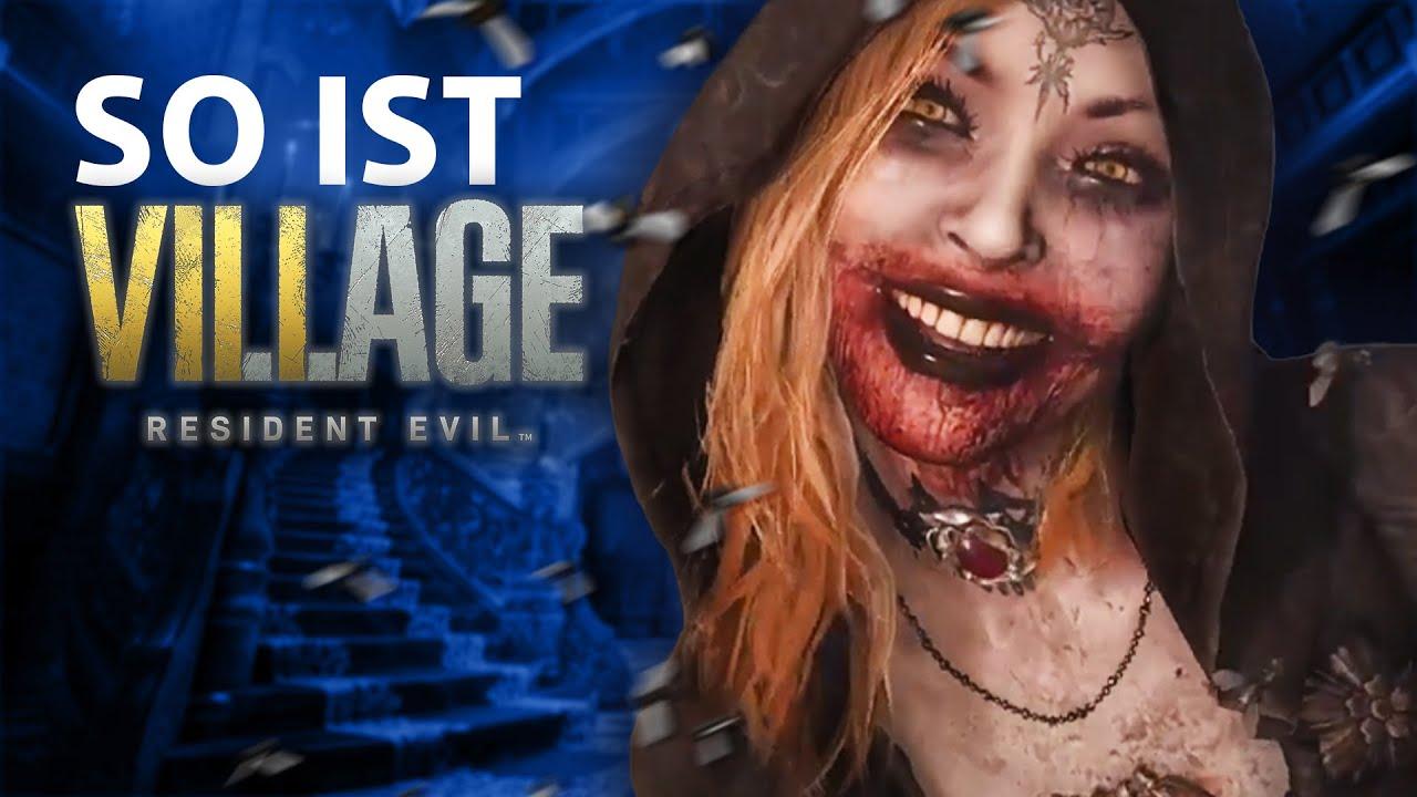 Ist Resident Evil Village der Horrorhit 2021?