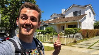 Welcome to my First ever LA HOUSE!