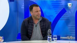 HORACIO PERALTA 1ª PARTE. EL EX FUTBOLISTA INTERNACIONAL HABLÓ DE SU PASADO Y PRESENTE.
