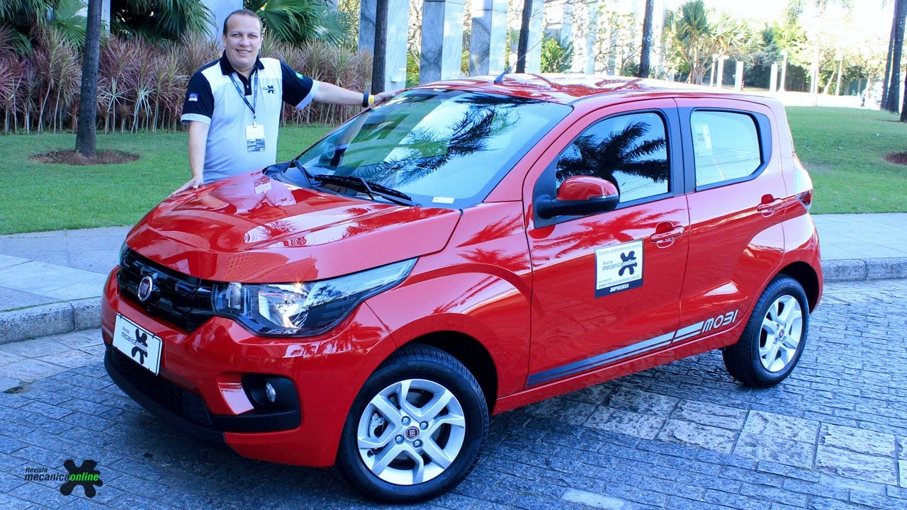 Fiat Mobi - O Que Gostamos E O Que N U00e3o Gostamos Do Novo Modelo Da Fiat