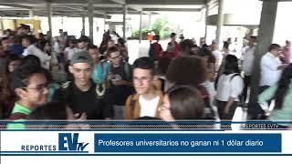 En Venezuela los jóvenes no pueden estudiar gracias al régimen - Reportes EVTV - 09/08/2019 - Seg 2