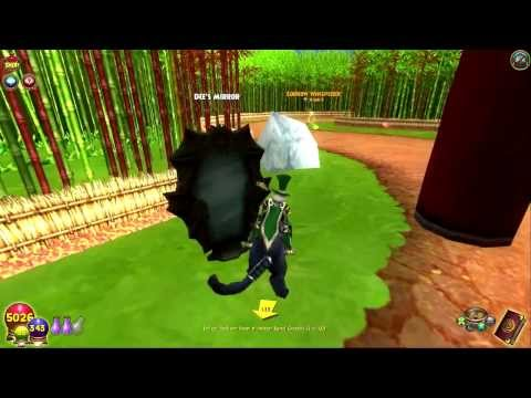 Wizard101: Lost Pages Quest [Part 3]: Fighting the Paper Mache Cows