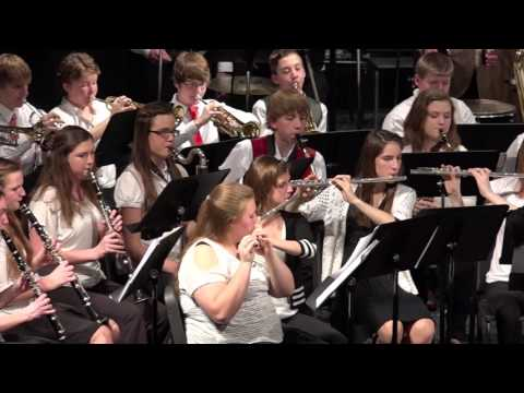 """The Witching Hour"" by the Cedarville HS Concert Band"