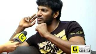 Vishal Talks Exclusively About Vedi