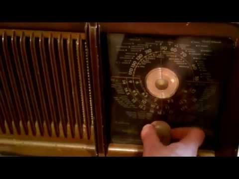Primera prueba antigua Radio Invicta California