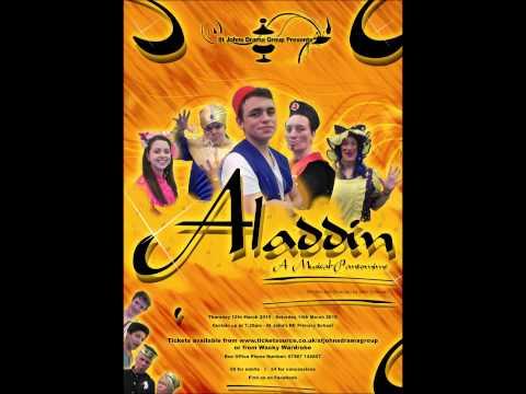 St John's Drama Group Aladdin Radio Interview