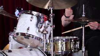 How to record drums with two microphones