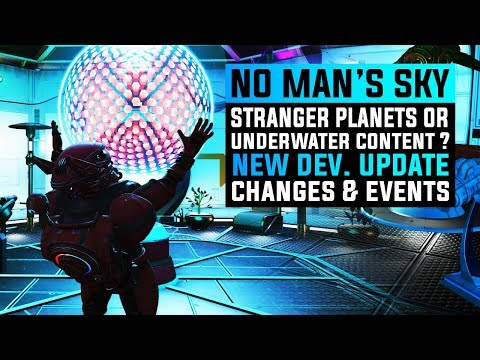 No Man's Sky NEW Development Update: Huge Content Soon? Week 5 Event, Quicksilver Items & Changes!