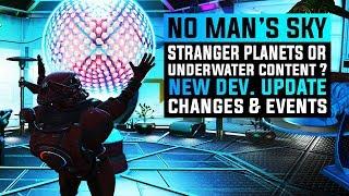 No Man's Sky NEW Development Update: Huge Content Soon? Week 5 Event, Quicksilver Items & Changes!