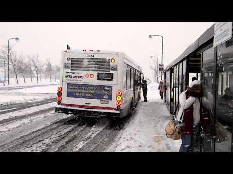 Snow Time @ University at Buffalo