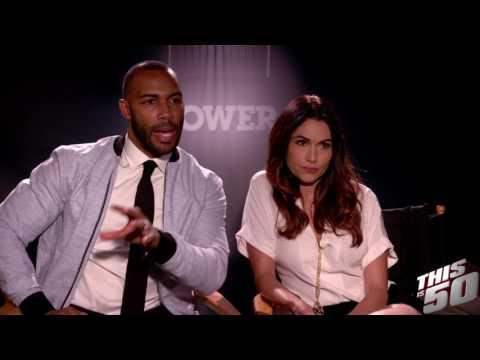 Omari Hardwick & Lela Loren Speak On The Future Of Ghost & Angie -  Power Season 4