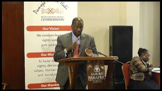 Dr  Willy Mutunga, Dr. Willy Mutunga Farewell.