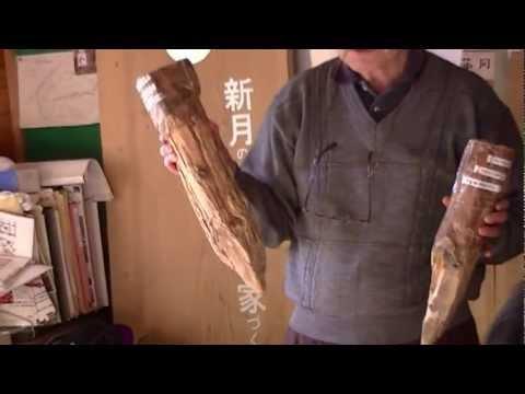 伐採方法や乾燥による木材の違い