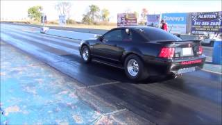 Coyote Swapped Mustang GT - 9.45@147 1/4 mile