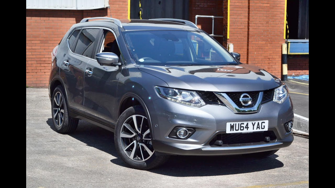 wessex garages demo nissan x trail tekna at pennywell. Black Bedroom Furniture Sets. Home Design Ideas