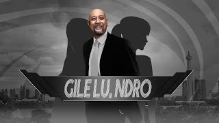 "Three in One - Episode 12 ""Gile Lu, Ndro"" Bersama Indro Warkop"