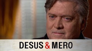 Steve Bannon Grilled on 60 Minutes