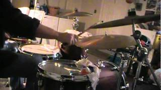 "Andrew Gold  "" Lonely Boy ""  Drum Cover"