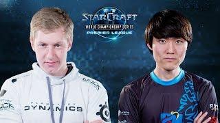 StarCraft 2 - GunGFuBanDa vs. Hydra (PvZ) - WCS Season 2 Finals 2015 - Group A