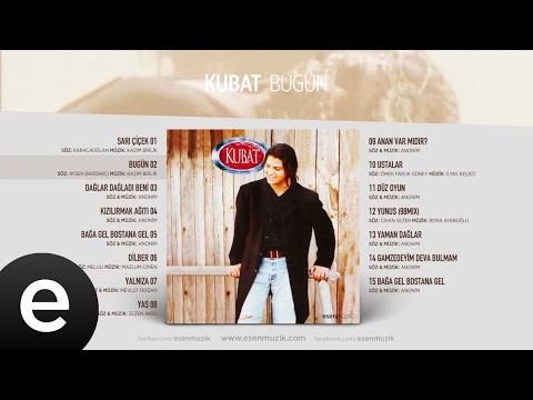 Bugün (Kubat) Official Audio #bugün #kubat