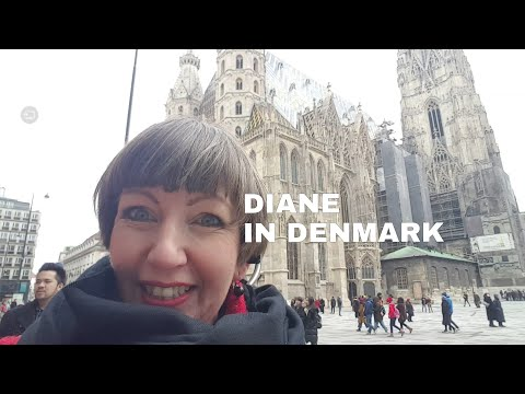 Mini trip to Vienna! Plus a look inside St Stephen's Cathedral and Meinl gourmet grocery store