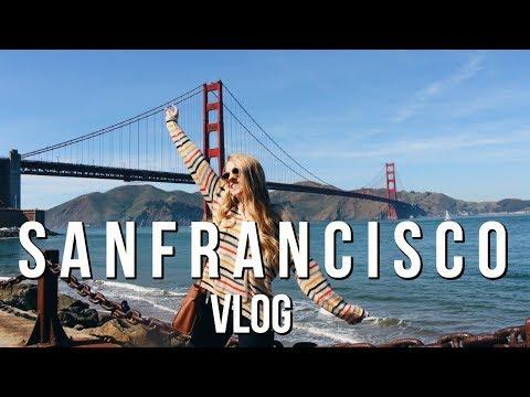 San Francisco Vlog   Spring Break 2018 Senior Year