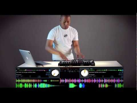 Reloop Terminal Mix: Live Mix Demo performed by DJ Angelo