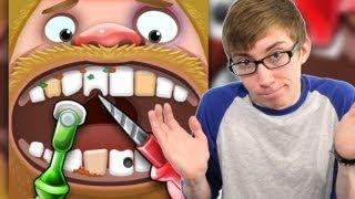 CRAZY DENTIST - KIDS GAMES (iPhone Gameplay Video)(Lonnie plays Crazy Dentist - kids games - Part 1 (iPhone Gameplay Video) This is part 1 of my video game commentary playthrough / walkthrough series of ..., 2013-06-08T23:29:39.000Z)