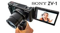 Sony ZV-1 - World's Best Vlogging Camera For $750