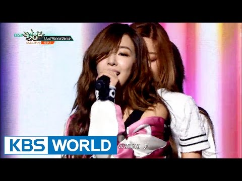 TIFFANY (티파니) - I Just Wanna Dance [Music Bank HOT Stage / 2016.05.20]