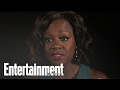 Fences: Viola Davis On Her Best Supporting Actress Nominee Role | Oscars 2017 | Entertainment Weekly