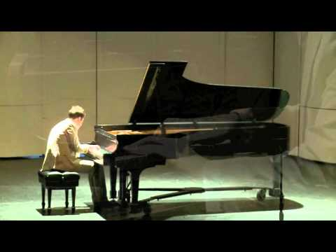 Brahms - Variations on a Theme of Schumann, op. 9