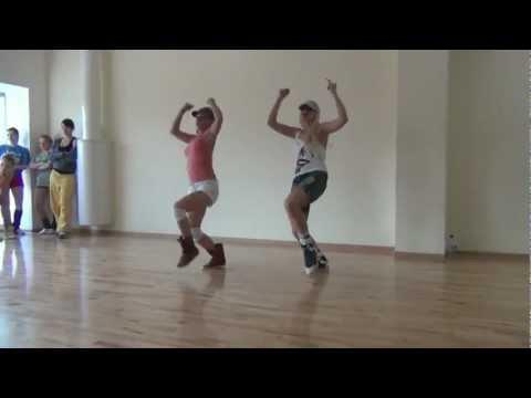 Leftside - phat punani choreo by DHQ Fraules