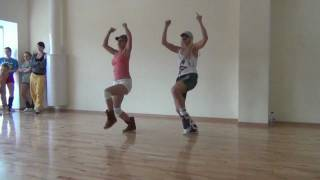 Leftside - phat punani choreo by DHQ Fraules