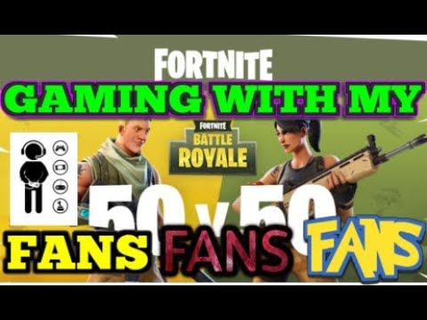 Fortnite Time Playing wtih A friend of Mine