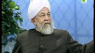 Liqa Ma'al Arab 22 July 1998 Question/Answer English/Arabic Islam Ahmadiyya