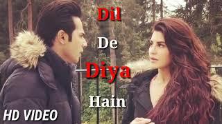Dil De Diya Hain | Judwaa 2 | Varun, Jacqueline |
