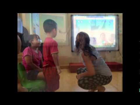 [3.8]Lớp học tiếng anh cho trẻ mầm non tiểu học tại Hà Nội