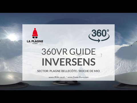 360' VIDEO PL BELLECOTE R MIO   PISTE INVERSENS 23 02 19