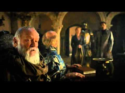Maester Pycelle shits himself *HD* (fart scene) - Game of Thrones - Season 6 - ep 3