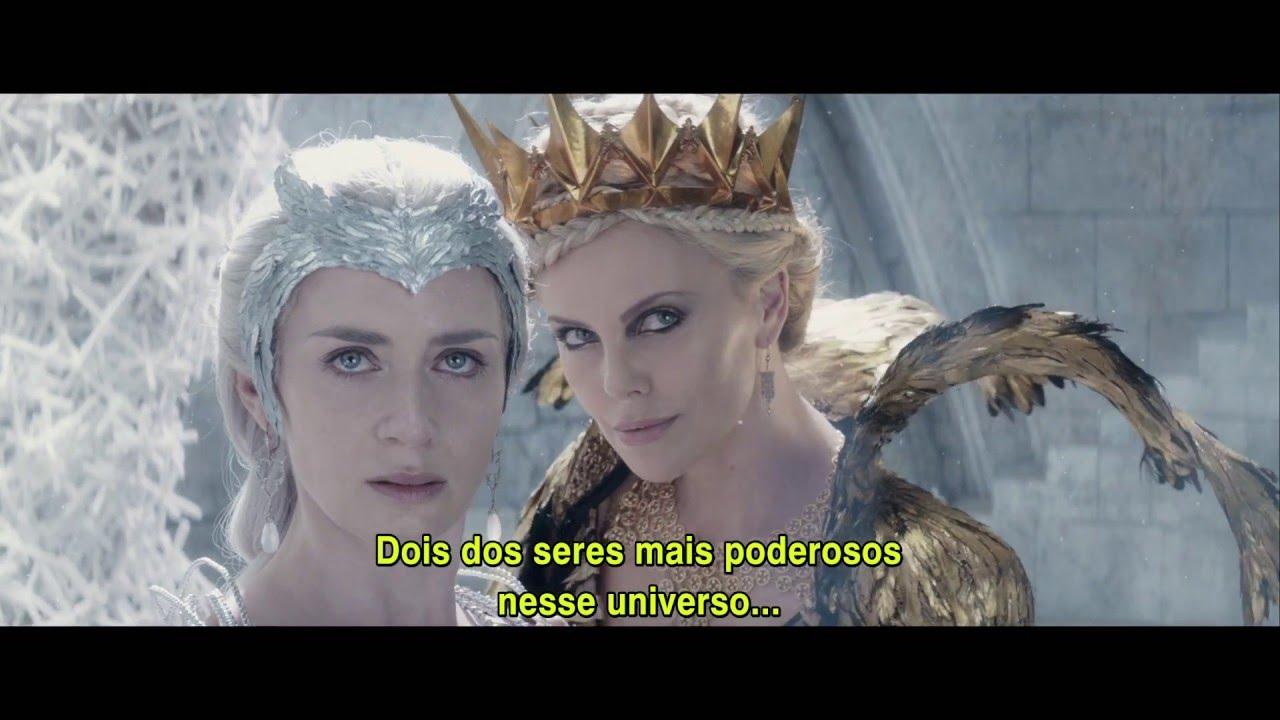 O Caçador e a Rainha do Gelo - Os Reinos