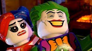 LEGO DC Súper-Villanos - Pelicula Completa en Español 2018 - PC [1080p 60fps]