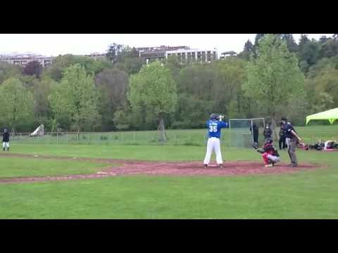 Altidor's home run Genève 2016