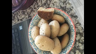 Easy Bakery Style Gluten Free Vegan Sweet Biscuits  Cost effective