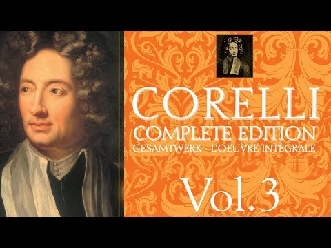 Corelli Complete Edition Vol.3
