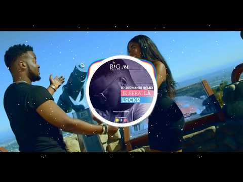 Locko x Dj Zoumanto - je serai là (Remix AfroTrap)