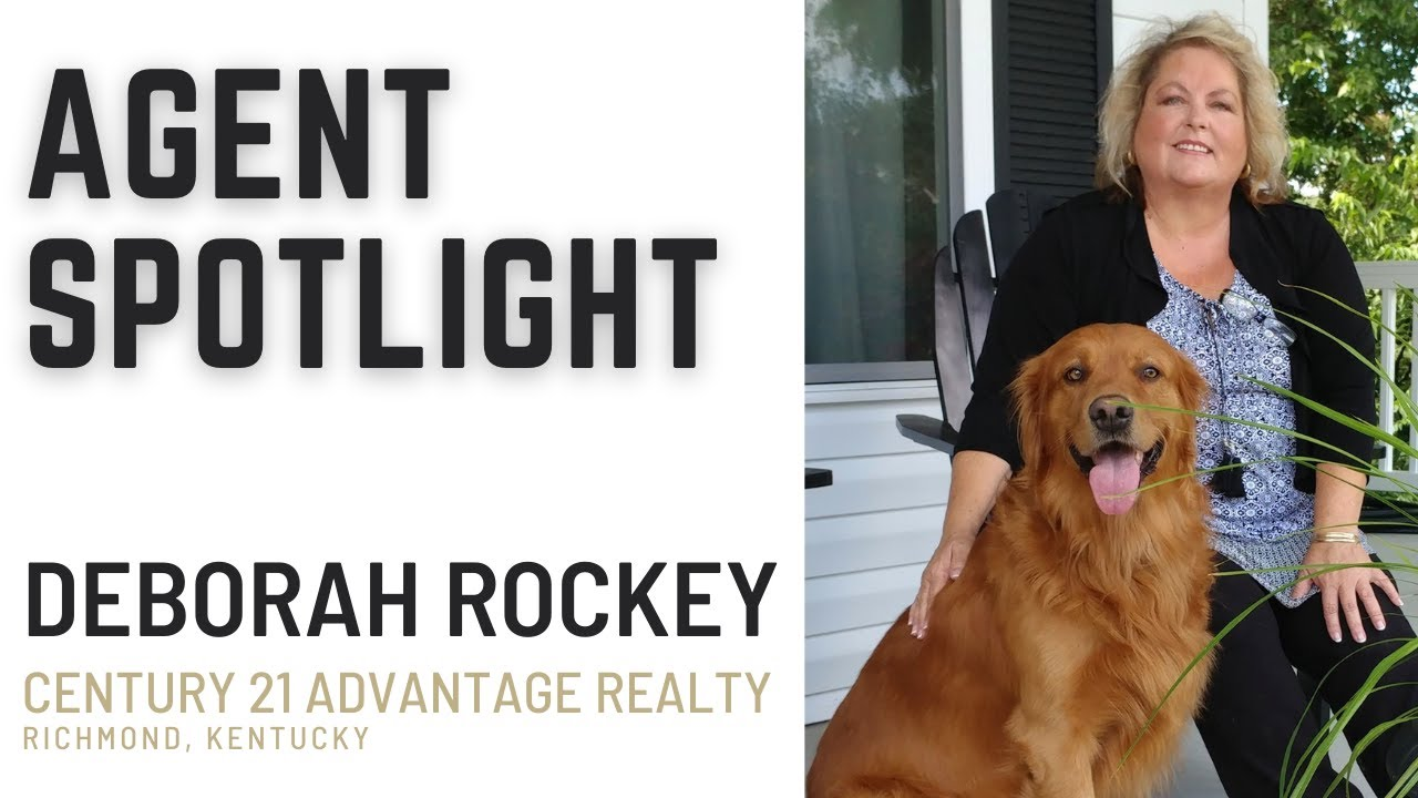 Agent Spotlight Deborah Rockey Richmond, Kentucky